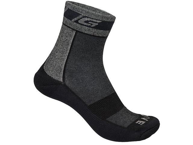 GripGrab Merino Winter Socks black